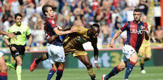 Udinese Bologna probabili formazioni