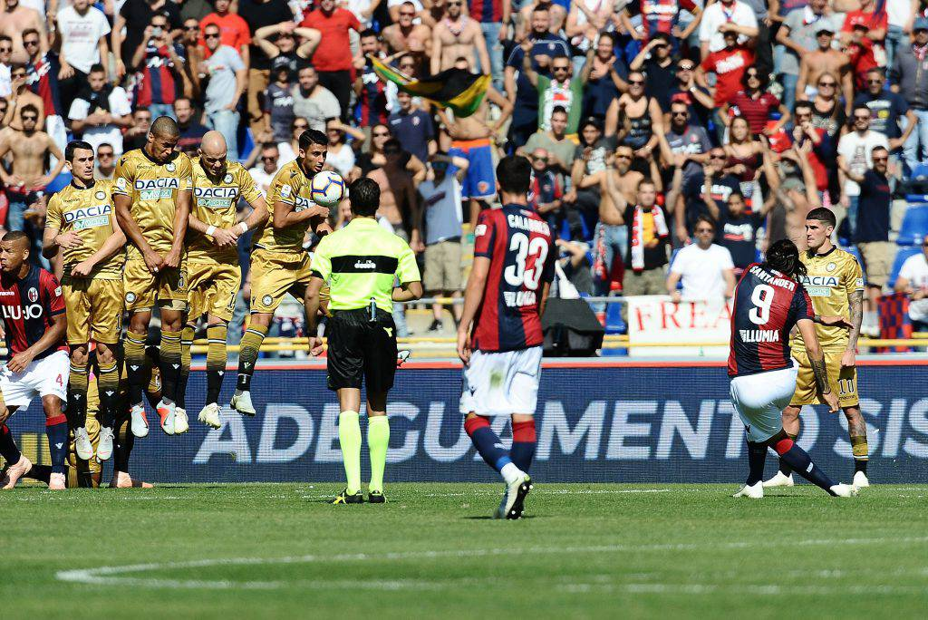 Pagelle Udinese Bologna