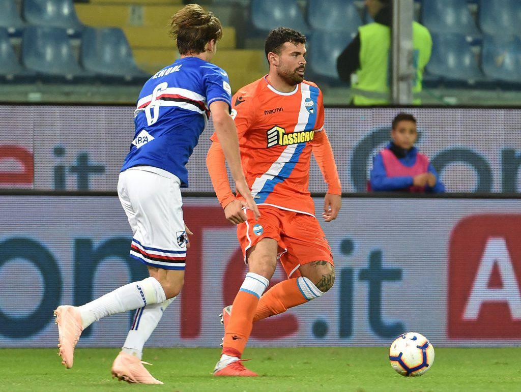 Pagelle Spal Sampdoria