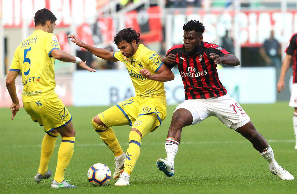 Pagelle Chievo Milan