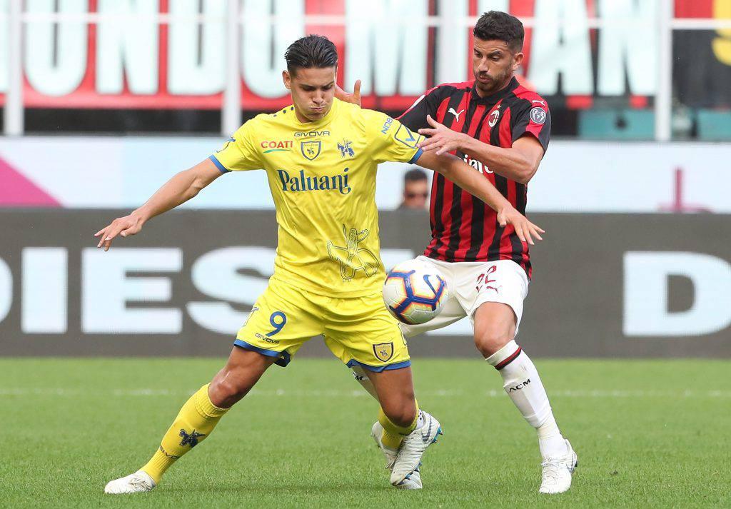 Chievo Milan probabili formazioni