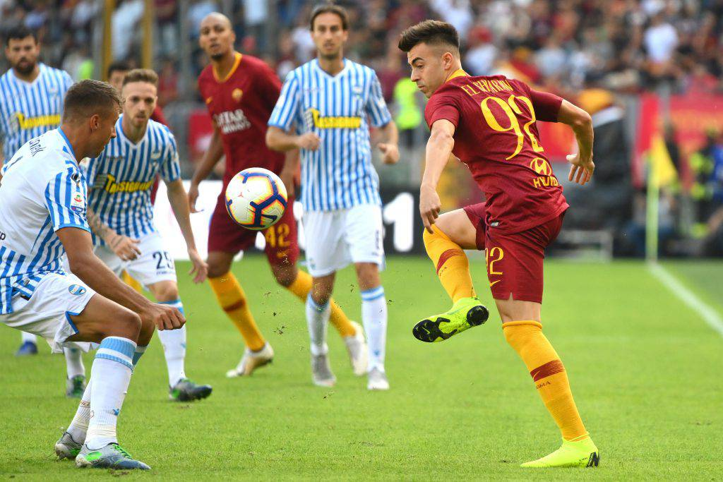 Pagelle Spal Roma
