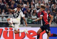 Pagelle Genoa Juventus