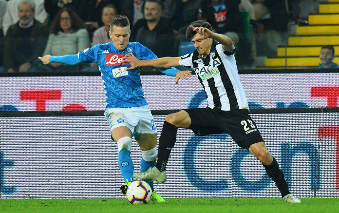 Pagelle Napoli Udinese