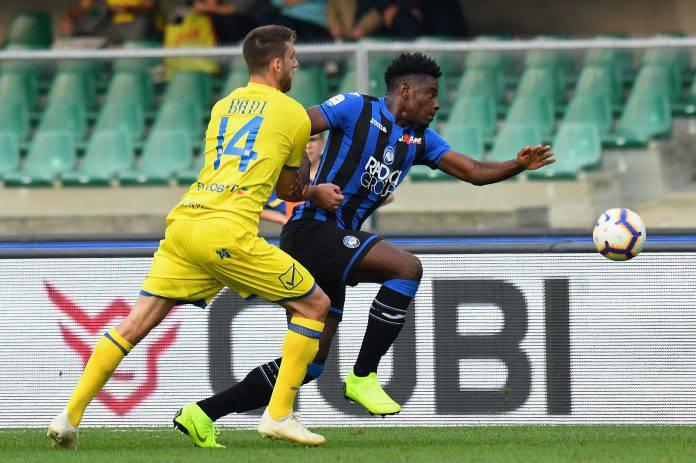 Pagelle Atalanta Chievo