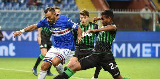 Pagelle Sassuolo Sampdoria