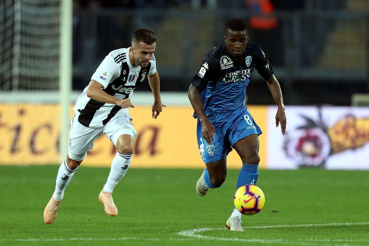 Pagelle Juventus Empoli