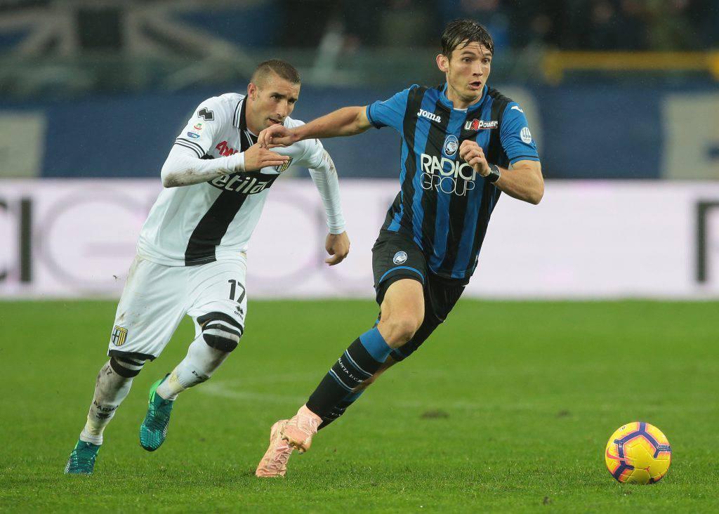 Pagelle Parma Atalanta
