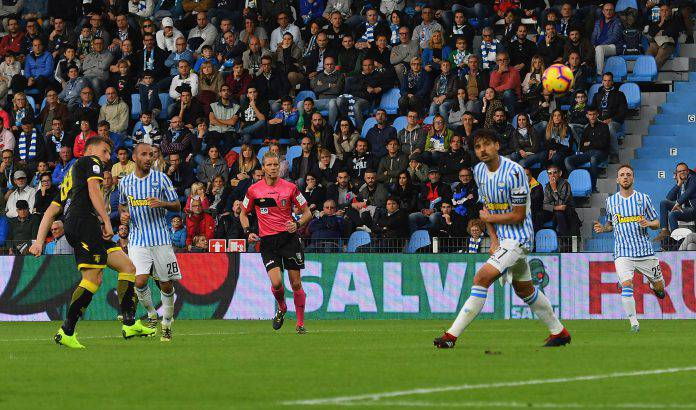 Serie A lotta salvezza