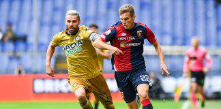 Pagelle Udinese Genoa