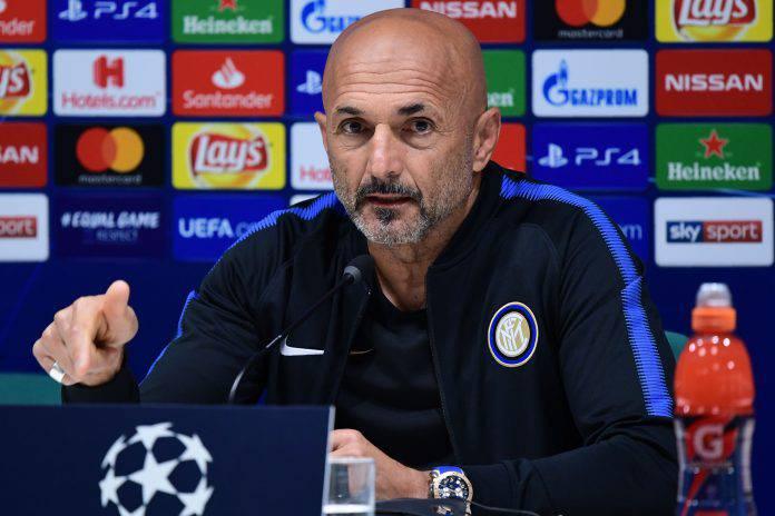 Eintracht Inter conferenza Spalletti