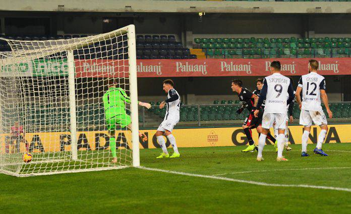 Chievo Cagliari statistiche
