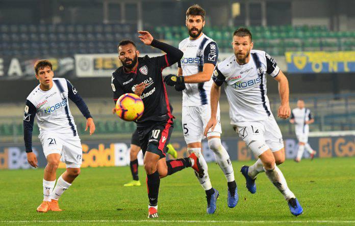 Pagelle Chievo Cagliari