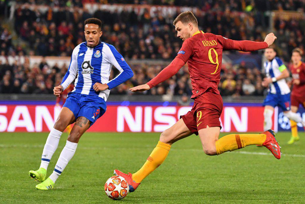Porto Roma formazioni ufficiali