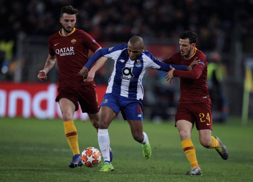 Porto Roma arbitro