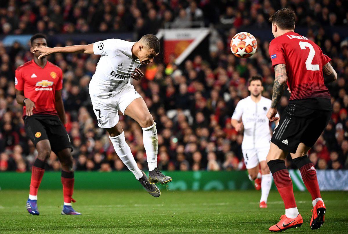 PSG Manchester United statistiche