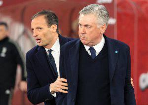 Napoli Juventus Ancelotti