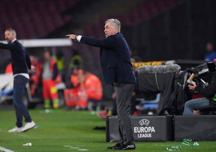 Salisburgo Napoli Ancelotti