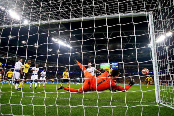 Borussia Dortmund Tottenham statistiche