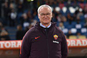 Spal Roma conferenza Ranieri
