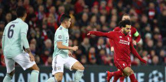 Bayern Liverpool probabili formazioni