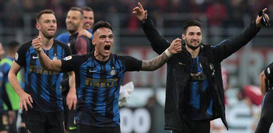 """Inter, Lautaro Martinez: """"Icardi? Brutto quanto successo ma"""