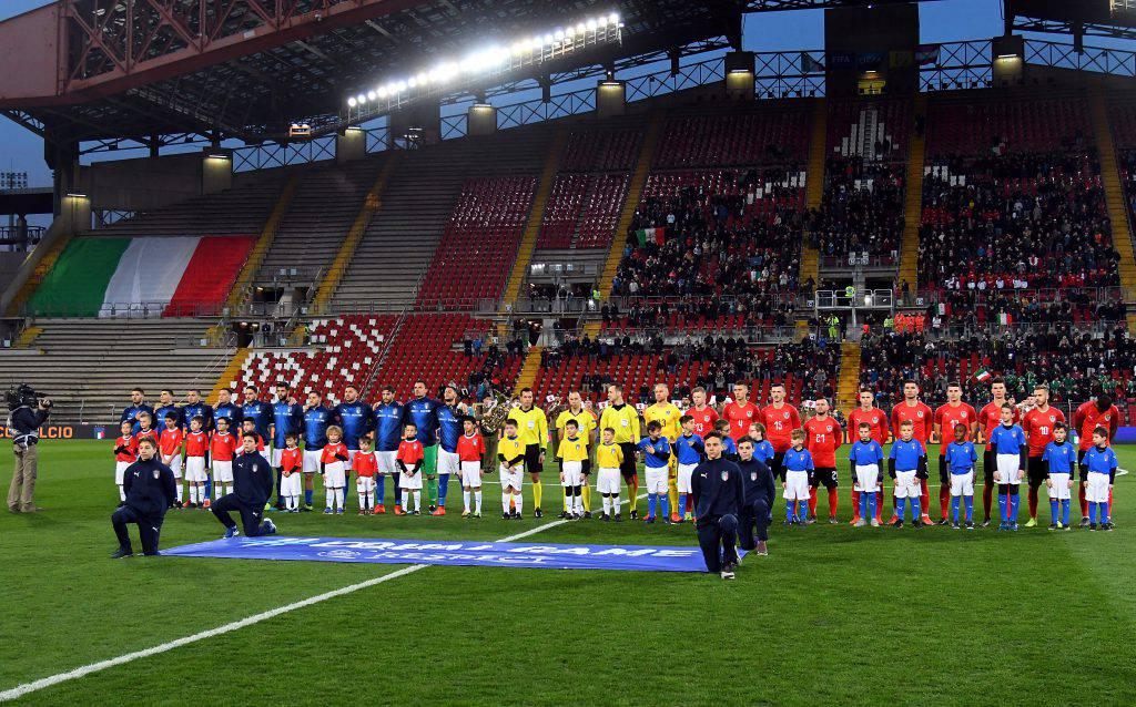 Highlights Italia Austria