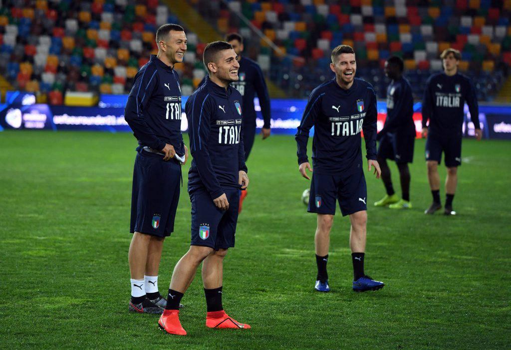Italia Finlandia probabili formazioni