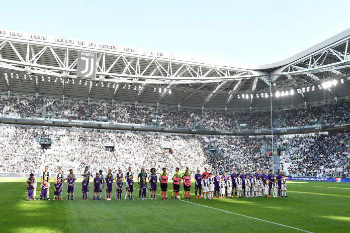 Juventus Fiorentina donne