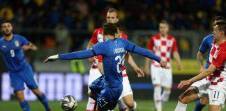 Highlights Italia Croazia