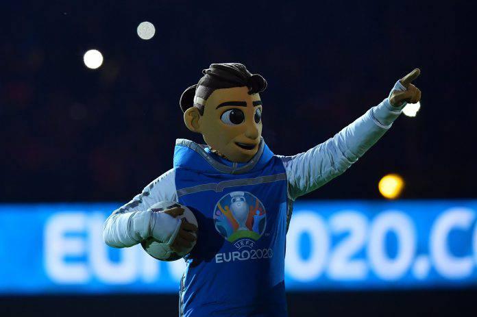 Mascotte Euro 2020