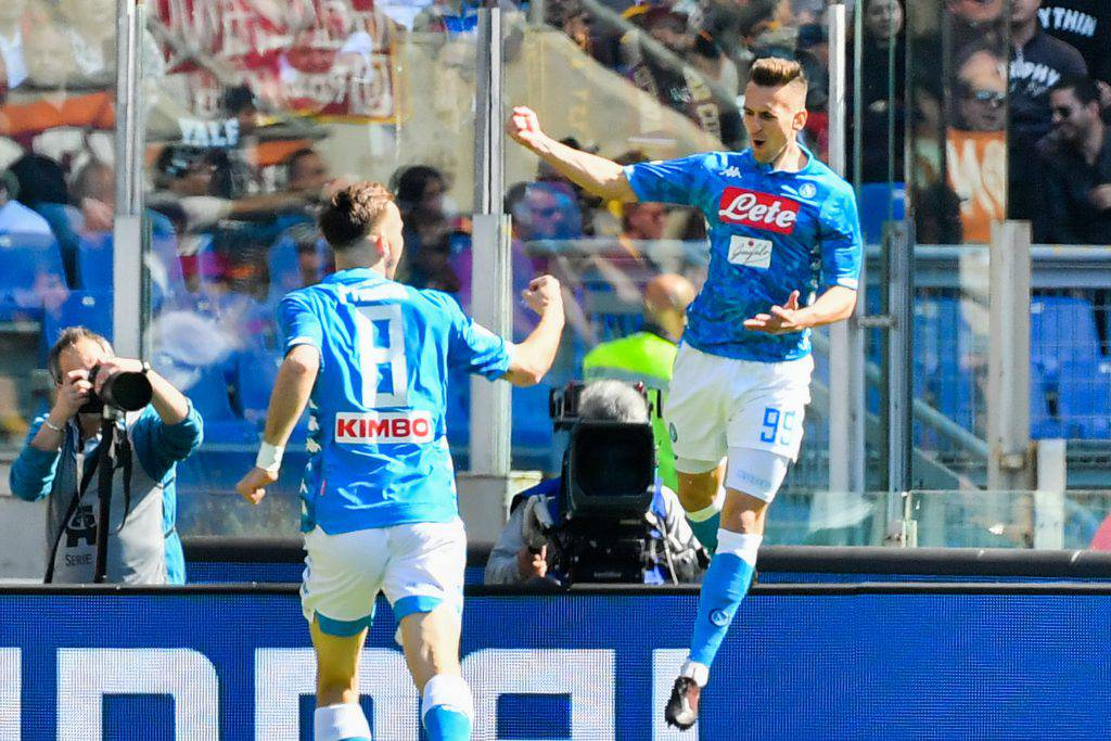 Roma Napoli Diretta LIVE