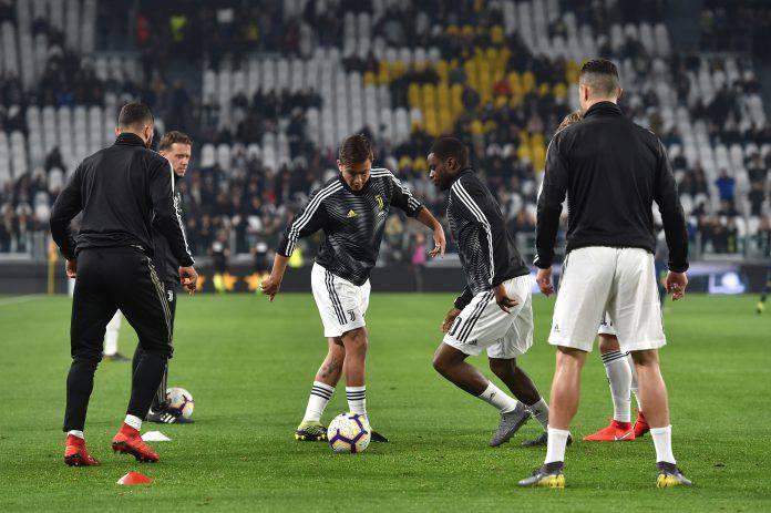 Juventus Atletico Madrid formazioni ufficiali