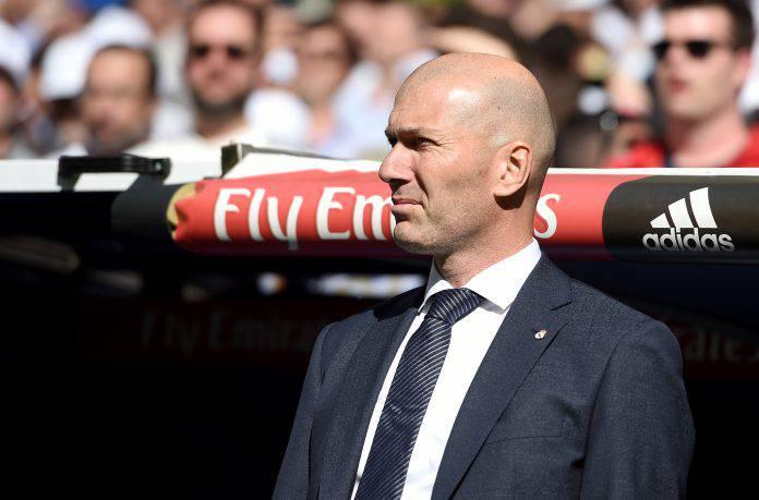 Inter Real Conte Zidane