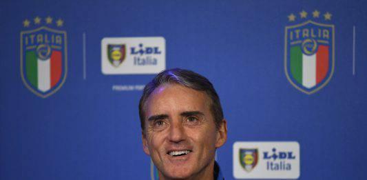"""Italia Liechtenstein, Mancini: """"Ok gol e concentrazione come"""