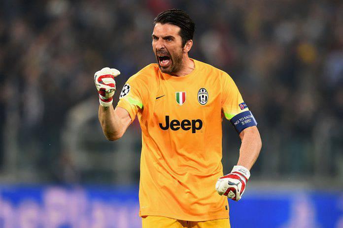 Juve Buffon assente