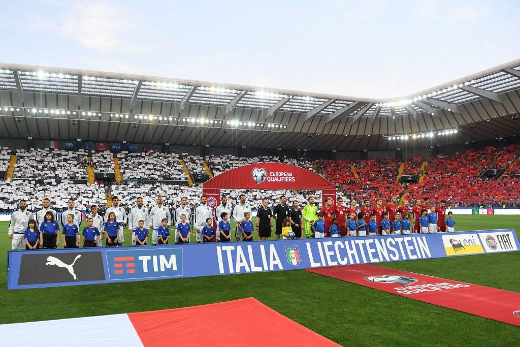 Italia Liechtenstein precedenti