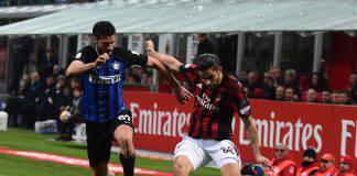 Milan Inter probabili formazioni