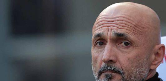 """Inter Roma, Spalletti: """"Risultato giusto per come si era mes"""