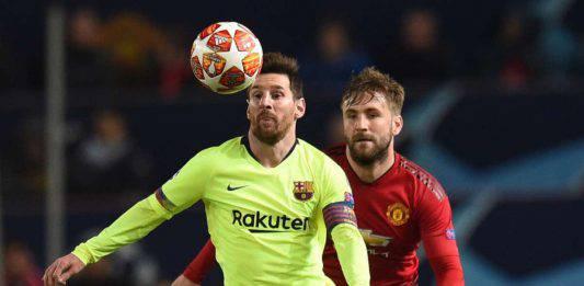 Barcellona Manchester United probabili formazioni |  Lukaku sfida Messi