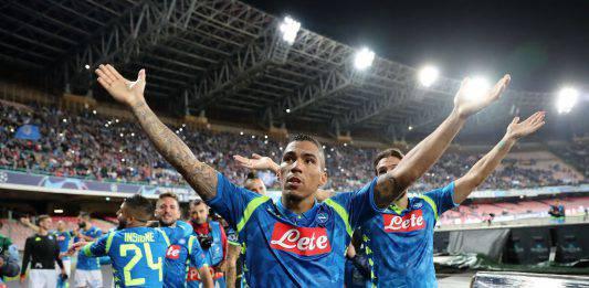 Highlights Napoli Genk 4 0 e Inter Barcellona 1 2: tabellini