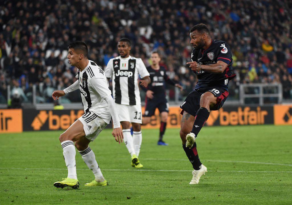 Pagelle Cagliari Juventus