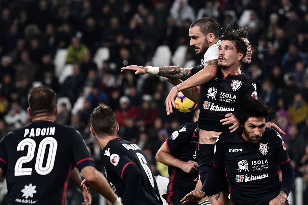 Cagliari Juventus probabili formazioni