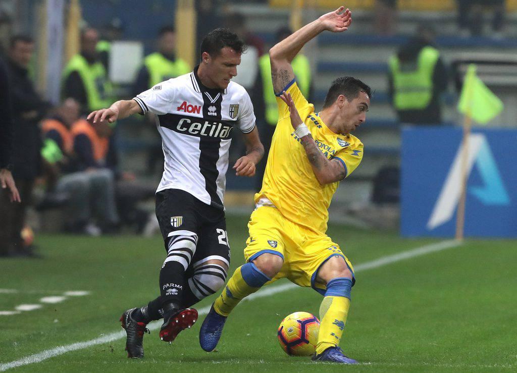 Pagelle Frosinone Parma