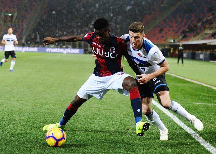 Atalanta Bologna probabili formazioni