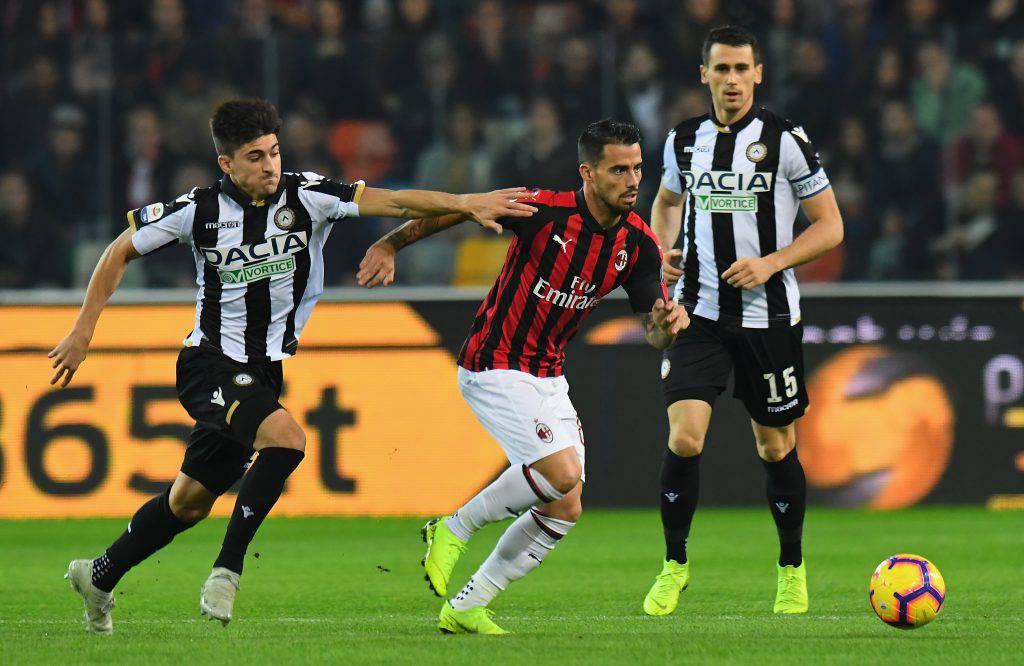 Milan Udinese probabili formazioni