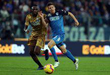 Pagelle Udinese Empoli