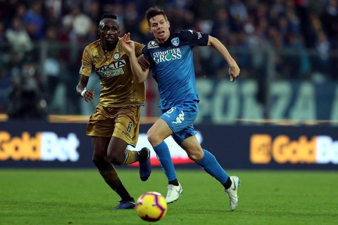 Pagelle Udinese Empoli