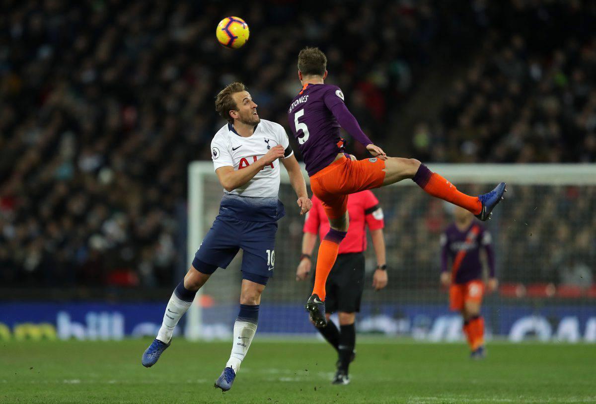 Tottenham Manchester City probabili formazioni