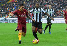 Roma Udinese probabili formazioni